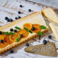 italian lemon mascarpone tart