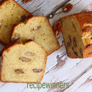 Banana and Pecan Bread